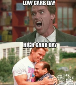 arnold-low-carb-day
